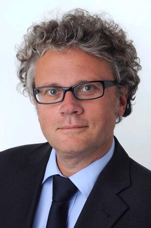 Foto Prof. Caspar Hamburgischer Beauftragte für Datenschutz und Informationsfreiheit
